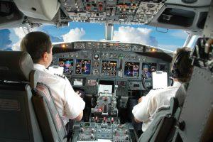 Flight Découvert - simulateur de Boeing 737