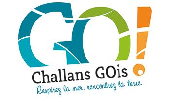 GO Challans GOis - logo