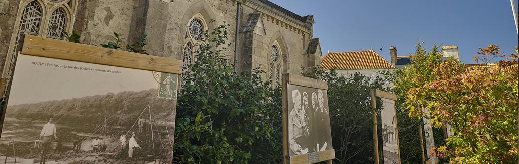 Ville de Bouin - photo Océan Production